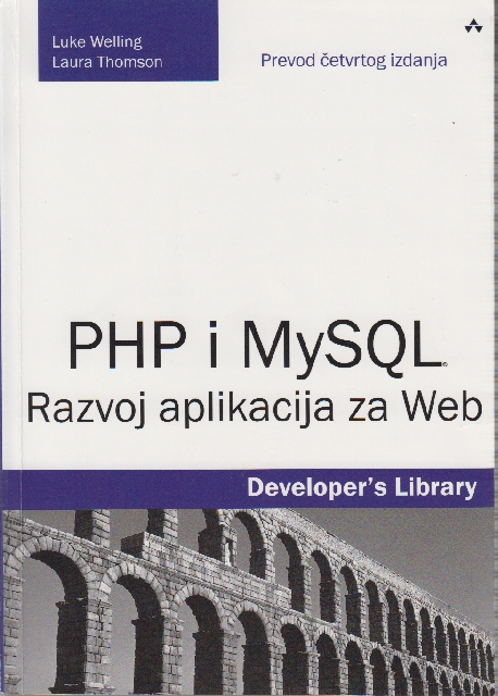 php i mysql razvoj aplikacija za web pdf